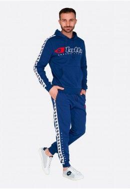Спортивные штаны мужские Lotto ATHLETICA DUE PANT RIB PL 211189/5P9