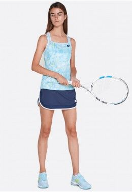 Майка для тенниса женская Lotto TOP TEN W TANK PRT PL 211249/26J