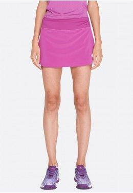 Теннисная одежда для девочек Теннисная юбка детская Lotto TOP TEN G SKIRT PL 211262/26M