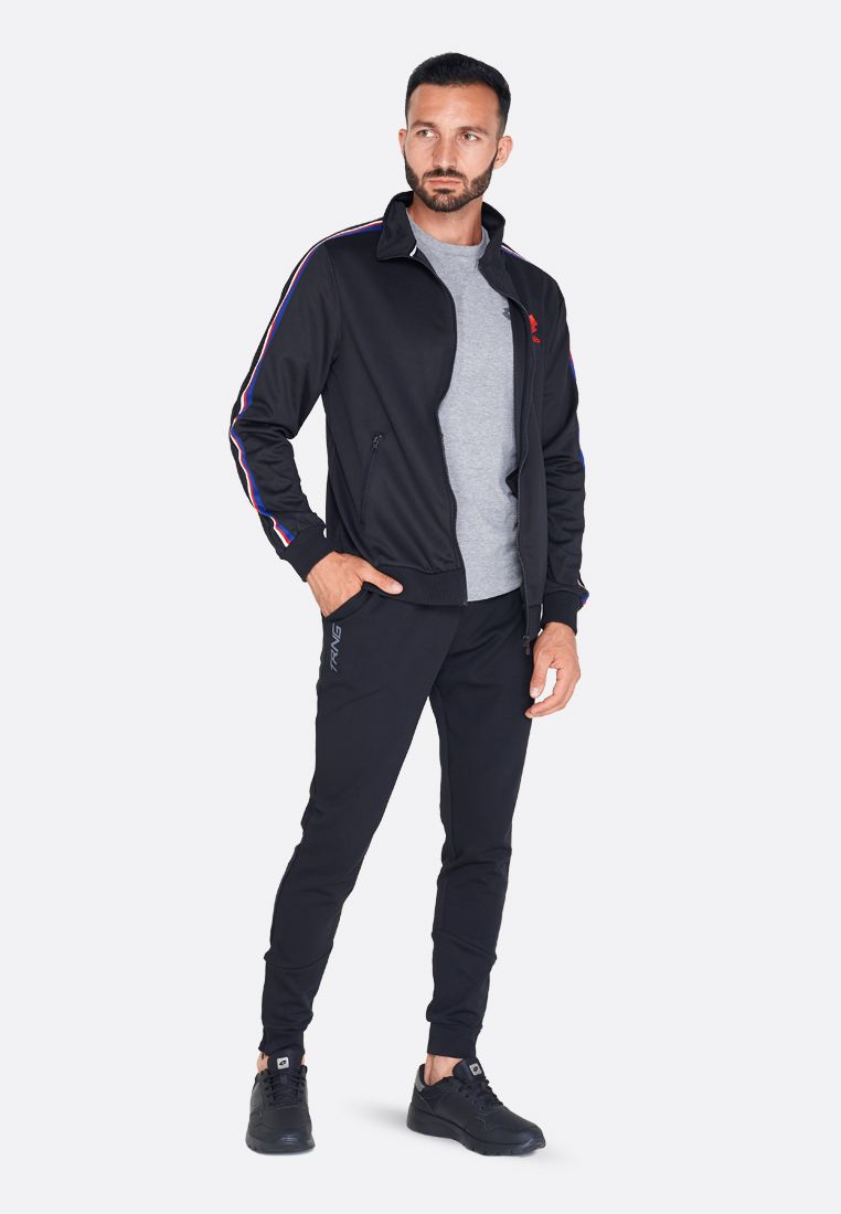 Спортивные штаны мужские Lotto DINAMICO II PANT CUFF CO 211404/1CL