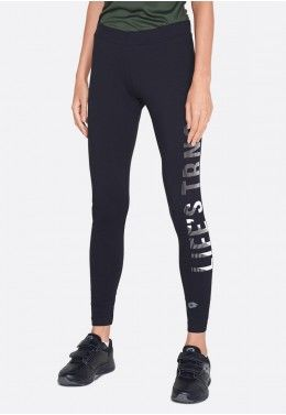 Реглан женский Lotto KARINE III SWEAT FT W S3673 Леггинсы женские Lotto DINAMICO W LEGGING PRT JS STC 211416/1CL