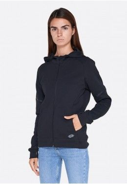 Худи женская Lotto FEEL-FIT II SWEAT MEL HD CO W 210522/1CW Худи женская Lotto DINAMICO W SWEAT FZ HD CO 211422/1CL