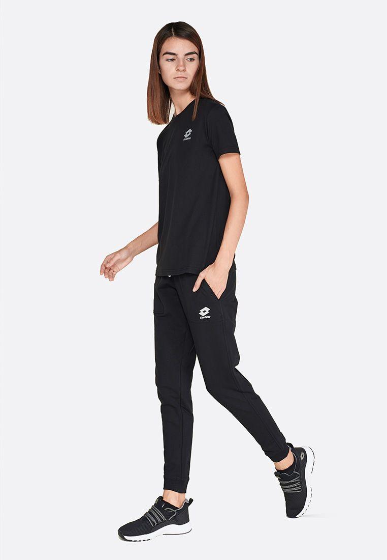 Спортивные штаны женские Lotto SMART W PANT FT LB 211487/1CL
