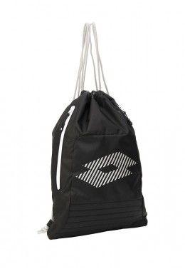 Спортивные сумки Спортивный рюкзак мешок Lotto SACK TRAINING 211541/211073/1WV
