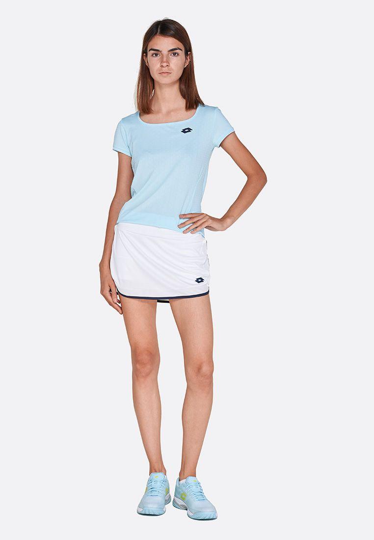 Теннисная юбка детская Lotto SQUADRA G SKIRT PL 211554/07R