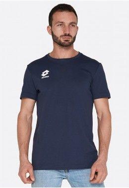 Мужские футболки Футболка мужская Lotto DELTA TEE JS 211564/1CI