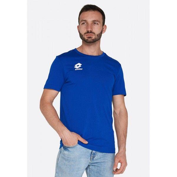 Купить Мужские футболки, Футболка мужская Lotto DELTA TEE JS ROYAL GEM 211564/1G2, Хлопок, Бангладеш