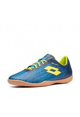 Футбольная обувь для футзала Футзалки (бампы) мужские Lotto SOLISTA 700 III ID 211641/59I