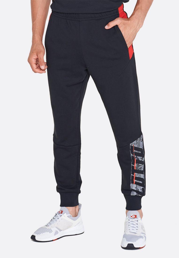 Спортивные штаны мужские Lotto LOGO II PANT RIB FT 211666/1CL