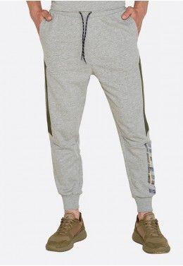 Спортивная одежда Спортивные штаны мужские Lotto LOGO II PANT RIB MEL FL 211678/Q17