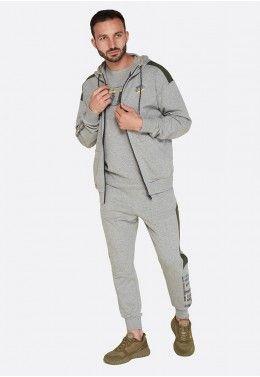 Спортивные штаны мужские Lotto LOGO II PANT RIB MEL FL 211678/Q17