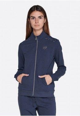 Спортивный костюм женский Lotto SUIT RIVIERA W RIB FL STC 211705/1CI