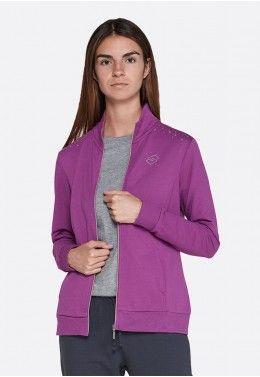 Спортивный костюм женский Lotto SUIT RIVIERA W RIB FL STC 211705/5AP