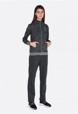 Женские спортивные костюмы Спортивный костюм женский Lotto SUIT SABRA W PRT MRB PL 211706/298