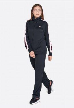 Спортивный костюм женский Lotto SUIT DEHIA W MRB STC 211859/28B Спортивный костюм женский Lotto SUIT DORI W PL 211708/1CL