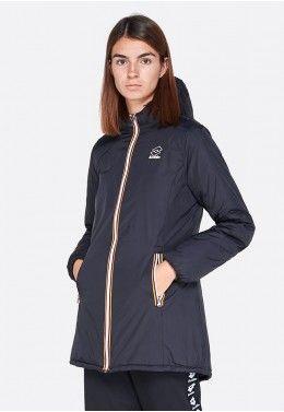 Куртка женская двухсторонняя Lotto LUNGO ST MORITZ W HD PL 211712/4C0