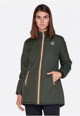 Женские куртки Куртка женская двухсторонняя Lotto LUNGO ST MORITZ W HD PL 211712/58A