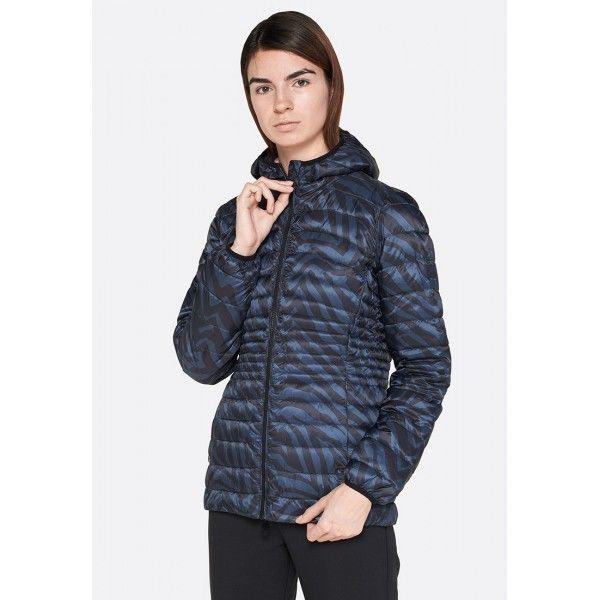 Купить Женские куртки, Куртка женская Lotto BOMBER CORTINA W PAD PRT1 PL EBONY 211716/014, Синтетика, Китай