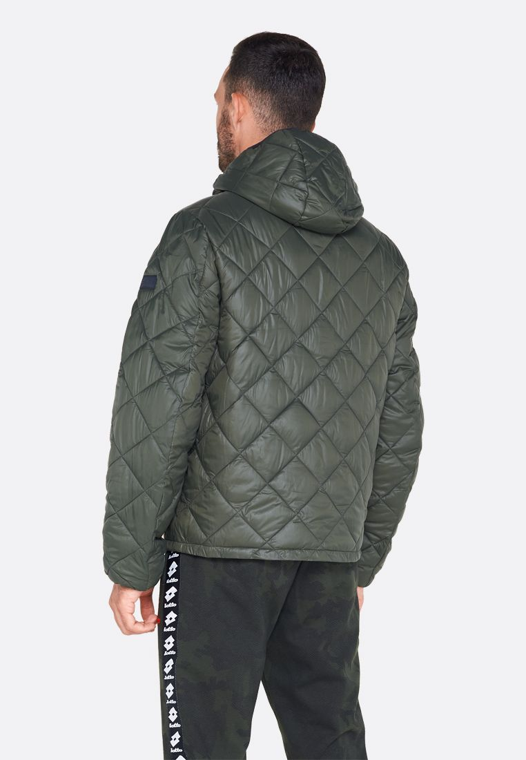 Куртка мужская двухсторонняя Lotto BOMBER ST MORITZ HD PL 211725/27J