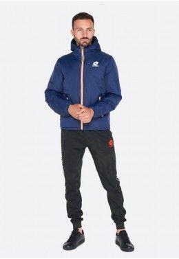 Куртка мужская двухсторонняя Lotto BOMBER ST MORITZ HD PL 211725/2D3