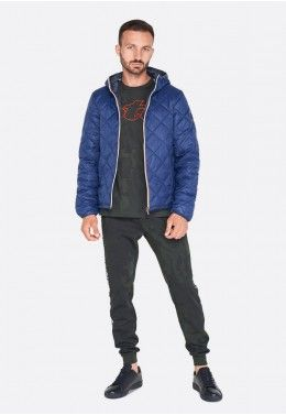 Куртка мужская Lotto BOMBER ST MORITZ HD PL 211725/58D