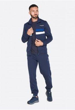 Спортивный костюм мужской Lotto L73 SUIT RIB JS 210953/1D0 Спортивный костюм мужской Lotto SUIT DUAL BS RIB FL 211731/1CI