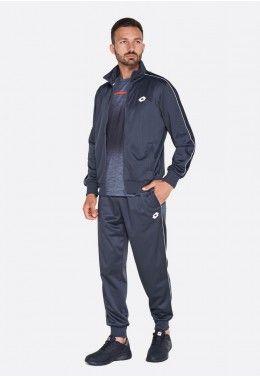 Спортивный костюм мужской Lotto MASON VII SUIT RIB BS PL T5445 Спортивный костюм мужской Lotto SUIT CIRCLE BS RIB PL 211735/014