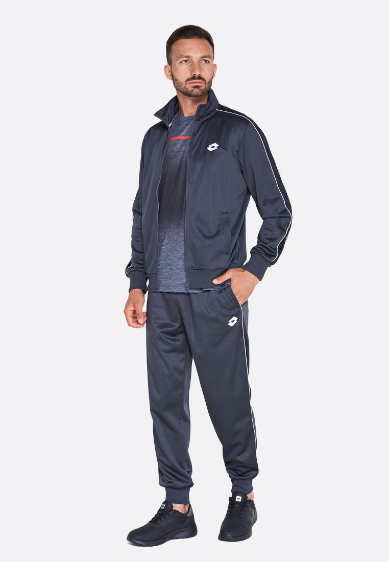 Спортивный костюм мужской Lotto SUIT CIRCLE BS RIB PL 211735/014