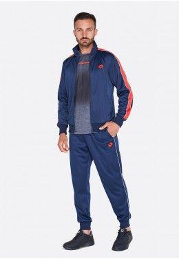 Спортивный костюм мужской Lotto MASON VII SUIT RIB BS PL T5445 Спортивный костюм мужской Lotto SUIT CIRCLE BS RIB PL 211735/1CI