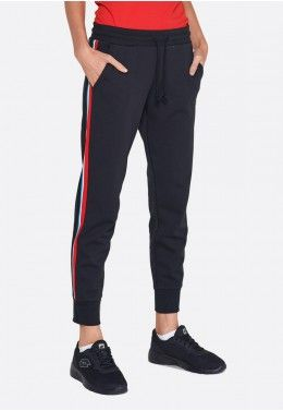 Бриджи женские Lotto LEGGINGS MID FEEL STC W R6838 Спортивные штаны женские Lotto ATHLETICA W III PANT RIB STP PL 211747/..