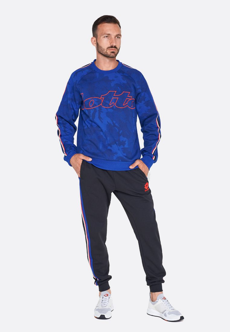 Реглан мужской Lotto ATHLETICA III SWEAT RN STP PRT PL 211762/1G2