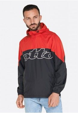 Ветровка мужская Lotto FLASHRIDE II JACKET R9936 Ветровка мужская Lotto ATHLETICA III JACKET WN HZ HD PL 211767/2DN