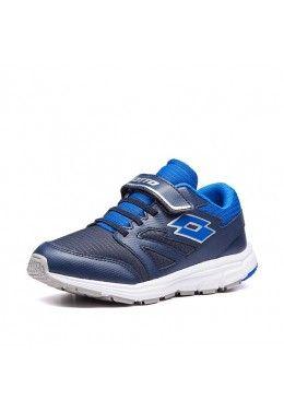 Спортивная обувь для мальчиков Кроссовки детские Lotto SPEEDRIDE 600 IV CL SL 211877/0LE