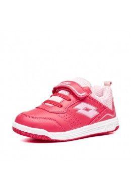 Спортивная обувь для девочек Кроссовки детские Lotto SET ACE XIII INF SL 211887/5L1