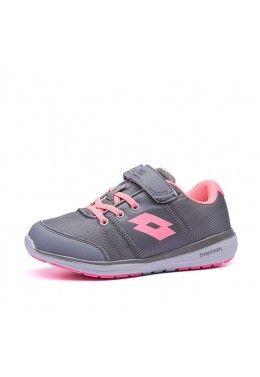 Спортивная обувь для девочек Кроссовки детские Lotto CITYRIDE AMF EVO II CL SL 211895/5H3