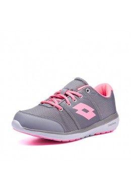 Спортивная обувь для девочек Кроссовки детские Lotto CITYRIDE AMF EVO II JR L 211896/5H3