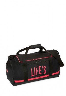 Спортивные сумки Спортивная сумка Lotto BAG TRAINING NY W 212007/2DT