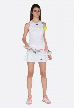 Майка для тенниса женская Lotto TOP TEN W II TANK PL 212830/0F1