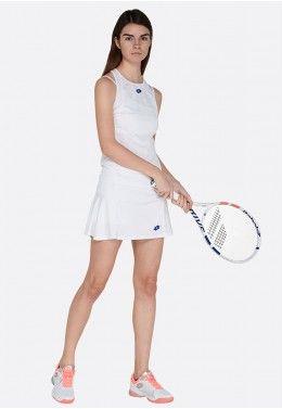 Теннисная юбка женская Lotto TOP TEN W II SKIRT PL 212835/0F1