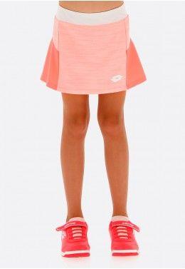 Теннисная юбка детская Lotto SQUADRA G SKIRT PL 211554/1CI Теннисная юбка детская Lotto TOP TEN G II SKIRT PL 212840/5PB