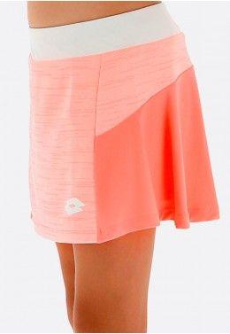 Теннисная юбка детская Lotto TOP TEN G II SKIRT PL 212840/5PB