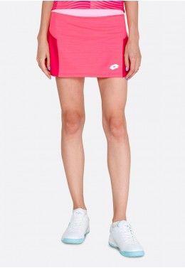 Теннисные юбки для девочек Теннисная юбка детская Lotto TOP TEN G II SKIRT PL 212840/6OF