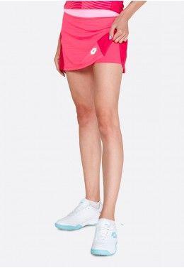 Теннисная юбка детская Lotto TOP TEN G II SKIRT PL 212840/6OF