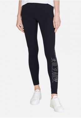 Реглан женский Lotto ATHLETICA W III SWEAT RN STP PL 211742/1CL Леггинсы женские Lotto DINAMICO W II LEGGING PRT JS STC 212895/1CL
