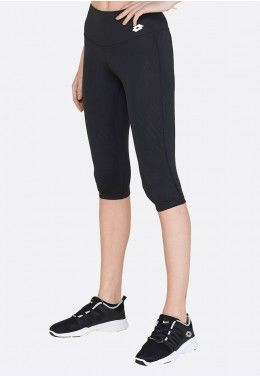Реглан женский Lotto ATHLETICA W III SWEAT RN STP PL 211742/1CL Леггинсы женские Lotto VABENE W II LEGGING MID PRT3 PL 212959/1CL