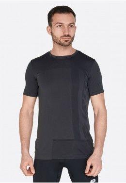 Мужские футболки Футболка мужская Lotto VABENE PLUS II TEE SML 212986/008