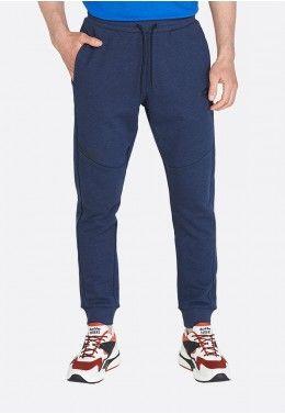 Спортивная одежда Спортивные штаны мужские Lotto DINAMICO II PANT RIB MEL FT 213005/1CI