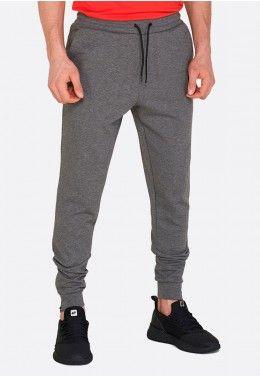 Спортивная одежда Спортивные штаны мужские Lotto DINAMICO II PANT CUFF MEL CO 213075/1CO