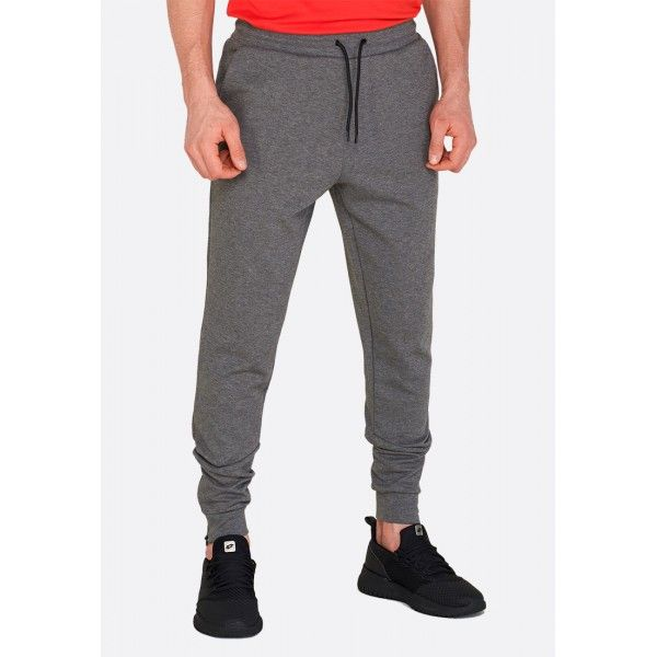 Купить Спортивные штаны мужские Lotto DINAMICO II PANT CUFF MEL CO IRON GATE 213075/1CO, Хлопок/синтетика, Китай