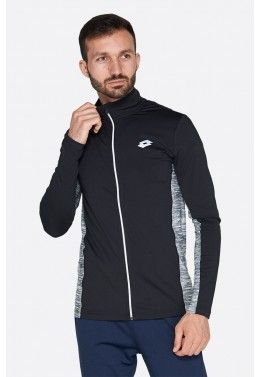 Спортивные штаны мужские Lotto ATHLETICA PANTS PL L58777/00Y Спортивная кофта мужская Lotto SPEEDRUN II SWEAT FZ PL 213210/1CL